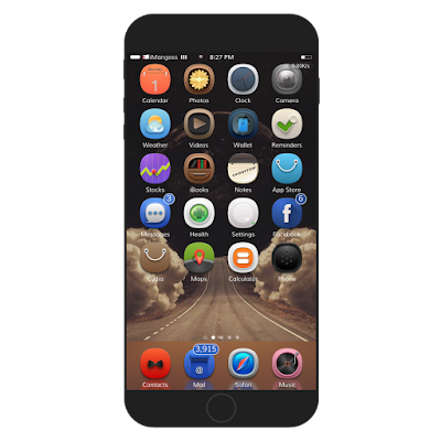 What's up guys! Have you install the Best Anemone themes around Cydia? Well, i have listed the best Cydia Compatible Anemone themes for iOS 11.1.2, 11.1.1, 11, 10.2.1/10.2, iOS 10 & iOS 9 for iPhone X, iPhone 8 Plus, iPhone 7 Plus or below.