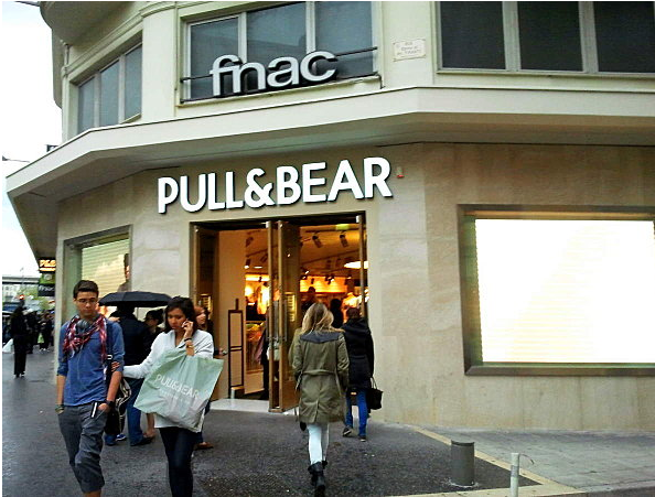Pull And Bear Paris Nord