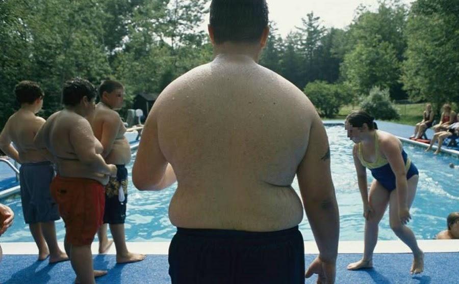 nadar adelgazar el abdomen espontaneo