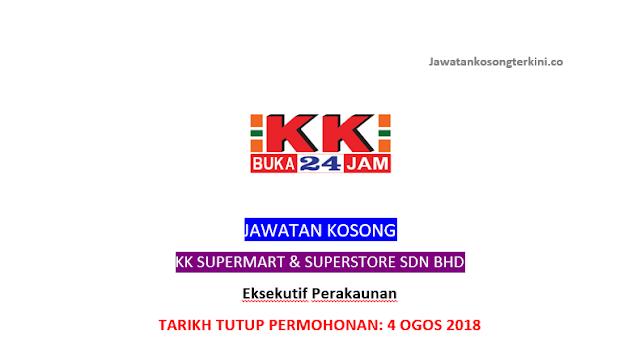 Jawatan Kosong KK Supermart & Superstore Sdn Bhd