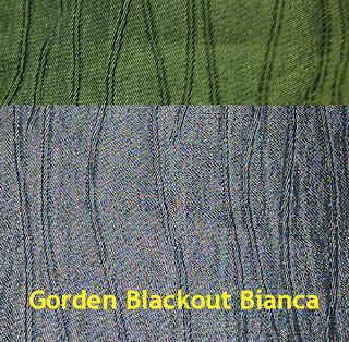 Gorden Blackout Bianca