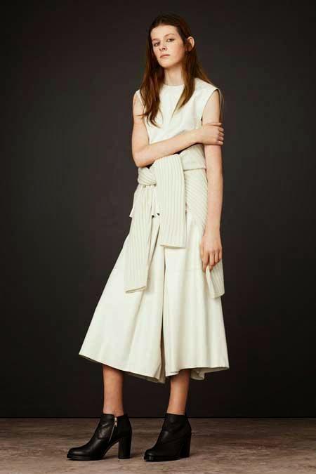 falda pantalón culotte
