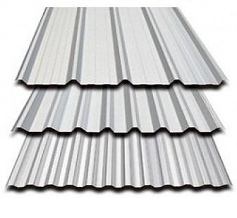 harga atap baja ringan lapis pasir spandek terbaru per lembar meter 2020