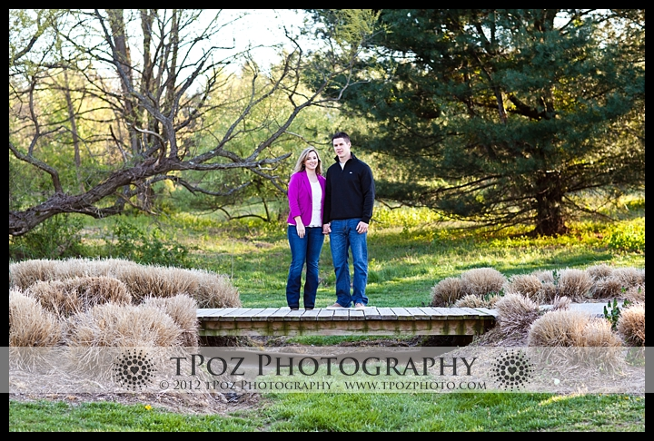 Centennial Park Engagement Session