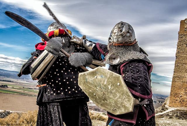Mañowar - Equipo aragonés de combate medieval