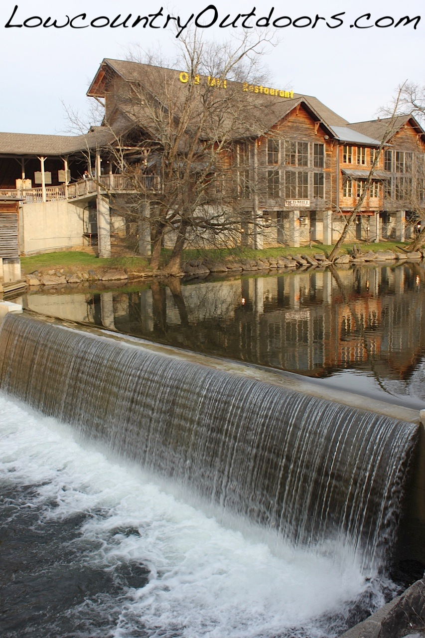 Lowcountry Outdoors Old Mill Restaurant Pigeon Forge