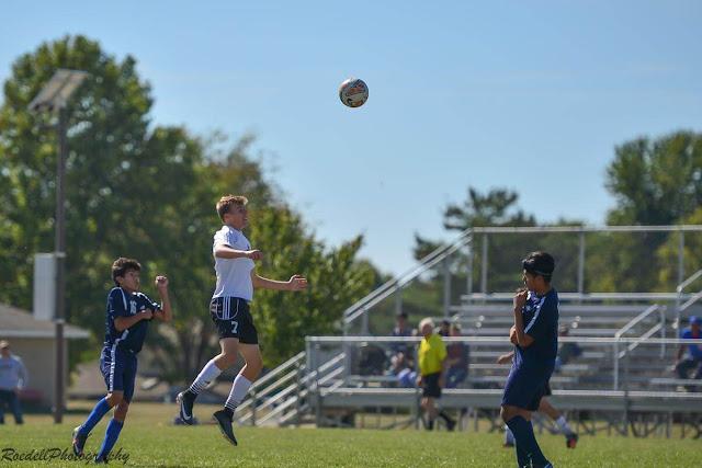 Junior Varsity Boys Soccer Vs. Chicago Hope Academy, Metamora Herald