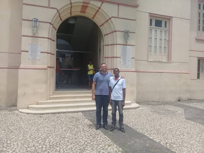 Alagoinhas: Vereador João Henrique Paolilo se reúne com o prefeito Joaquim Neto para tratar da cobrança do IPTU em Narandiba