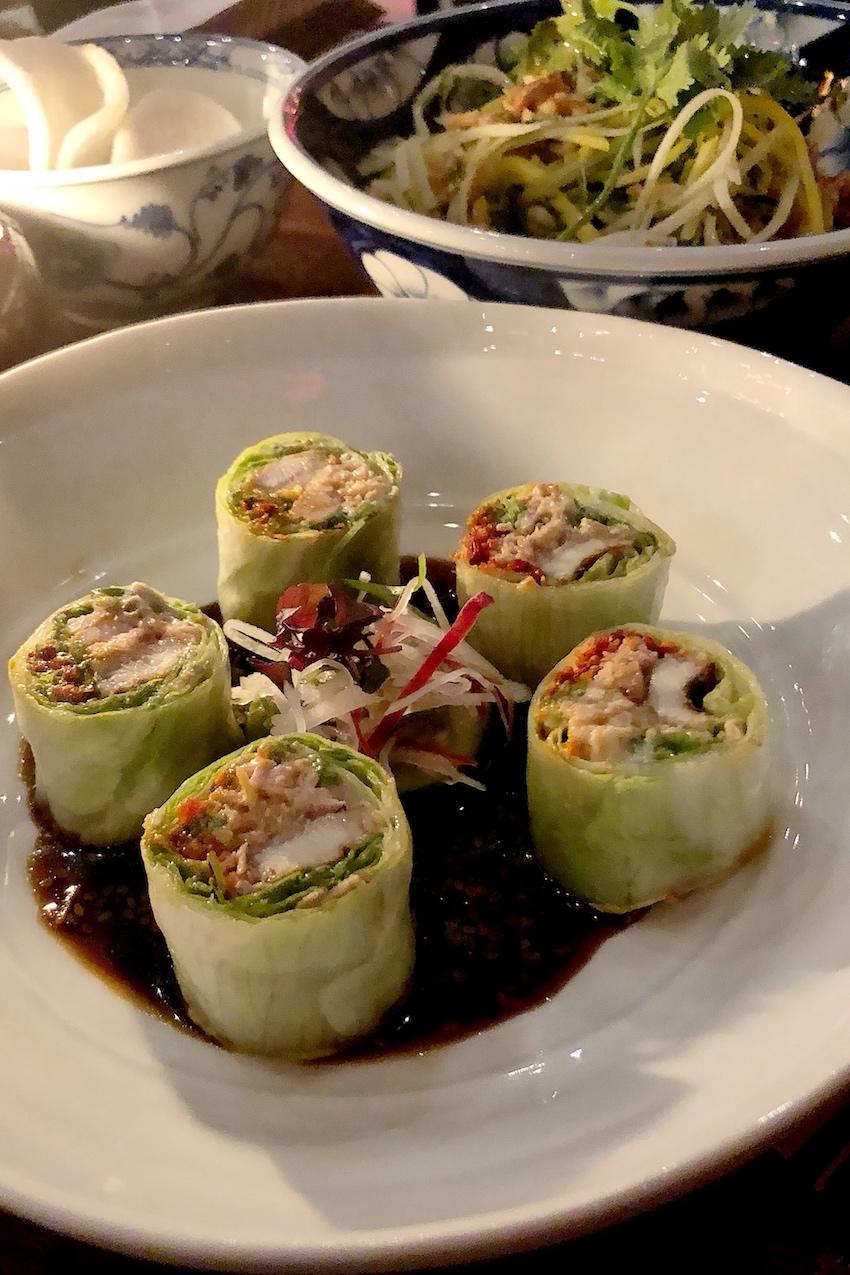 Sasazu dinner 1