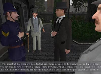 Sherlock Holmes The Awakened  Pc Game Free Download Full Version