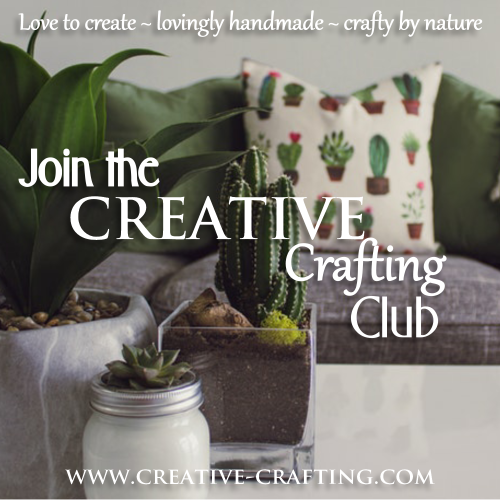 Join the Creative Crafting Club