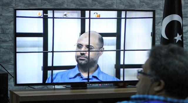 Filho de ditador Khadafi é libertado por milícia na Líbia