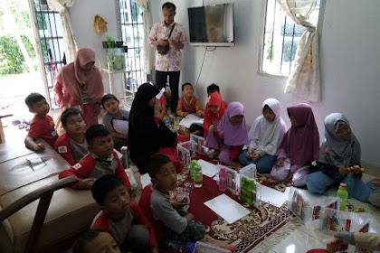 Home visit SD Alam Bogor
