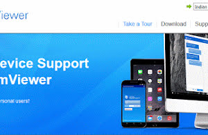 TeamViewer mobile device support