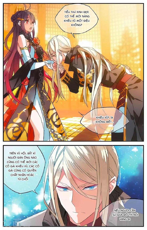 Nữ Nhân Dũng Cảm chap 61 - Trang 8
