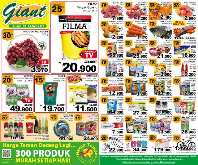 #Giant - #Promo #Katalog JSM Periode 12 - 14 April 2019