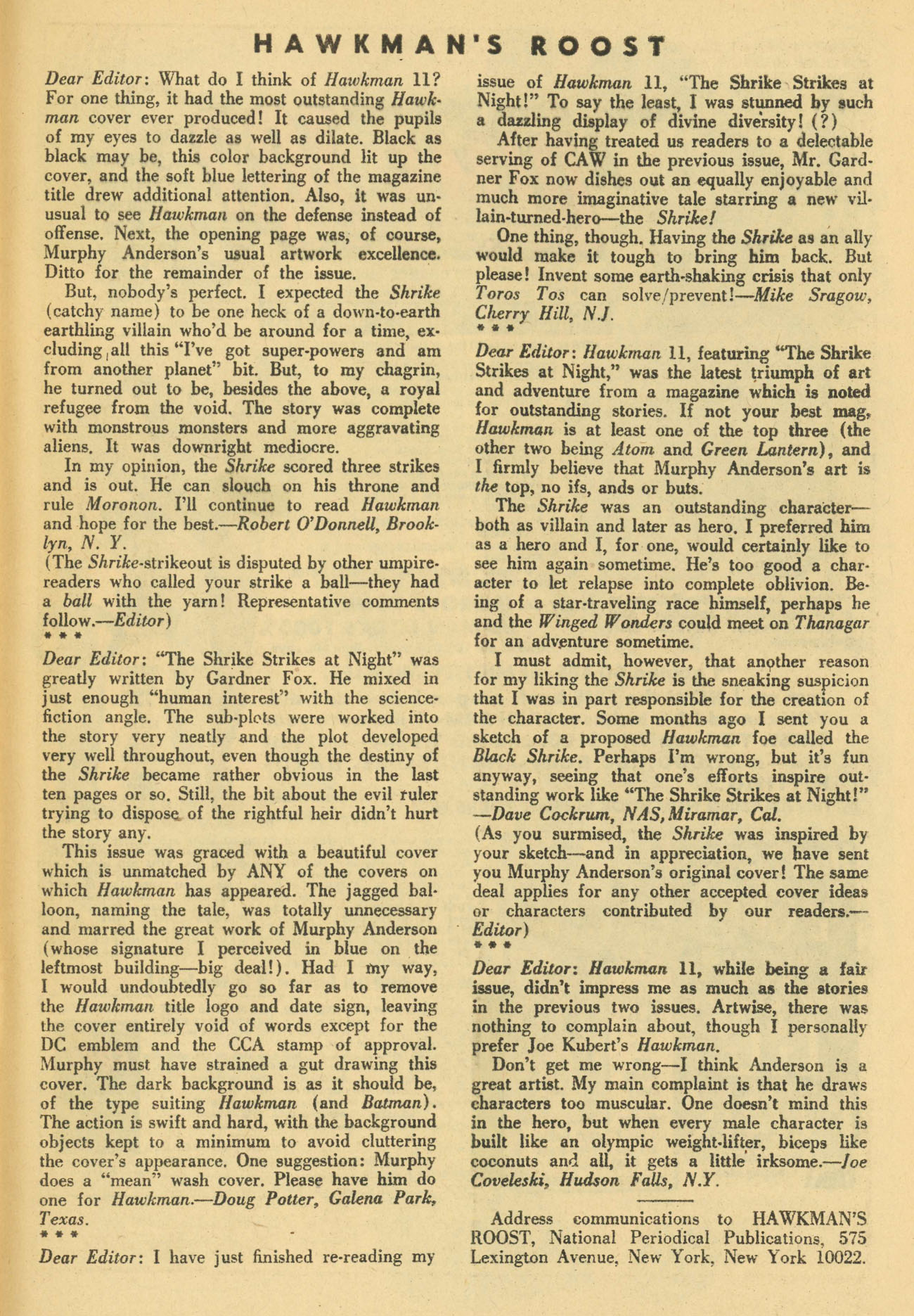 Hawkman (1964) issue 13 - Page 33