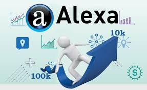Pasang Alexa Rank di blog | Terbaru | 2019