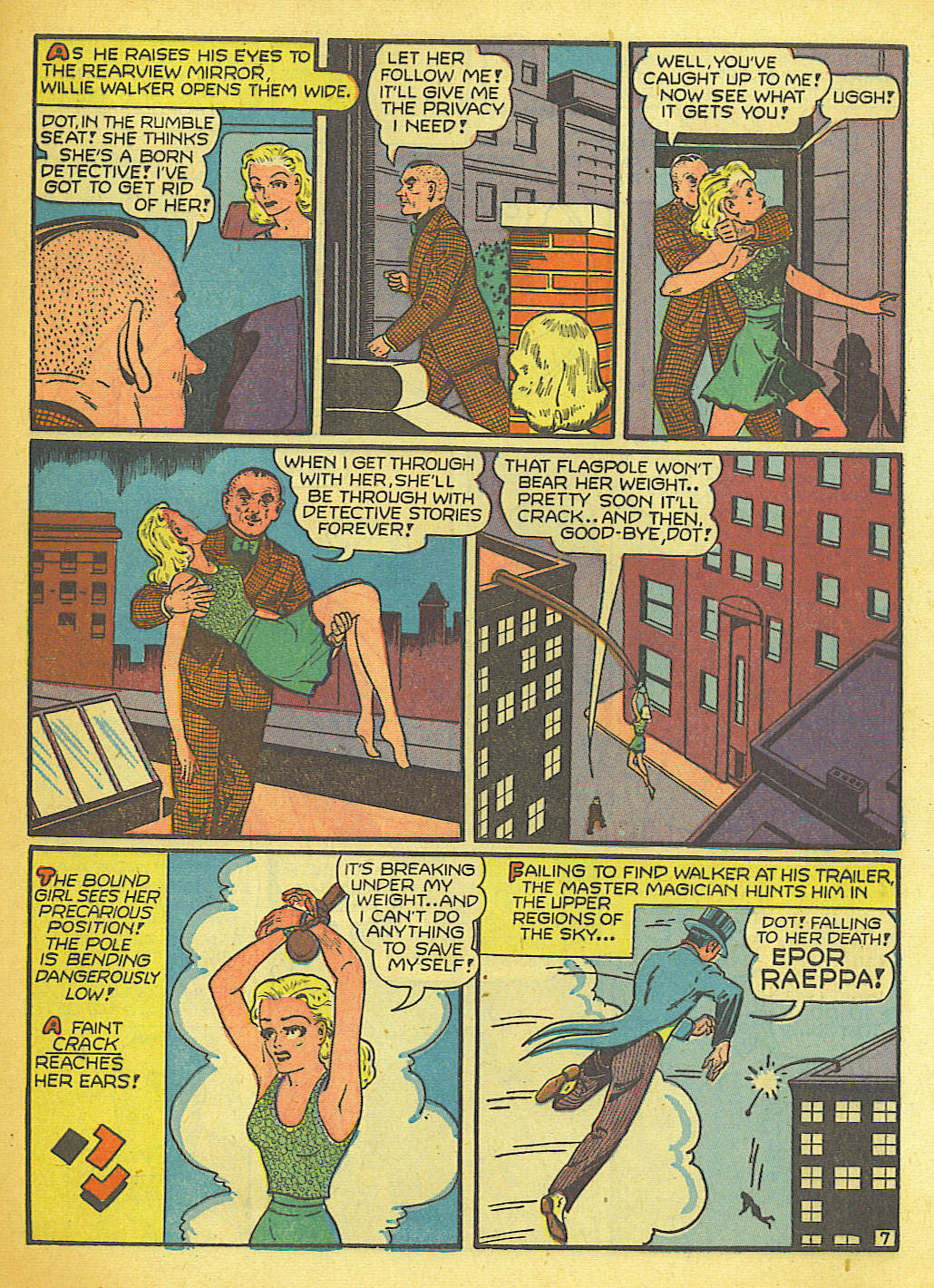 Read online Action Comics (1938) comic -  Issue #58 - 53
