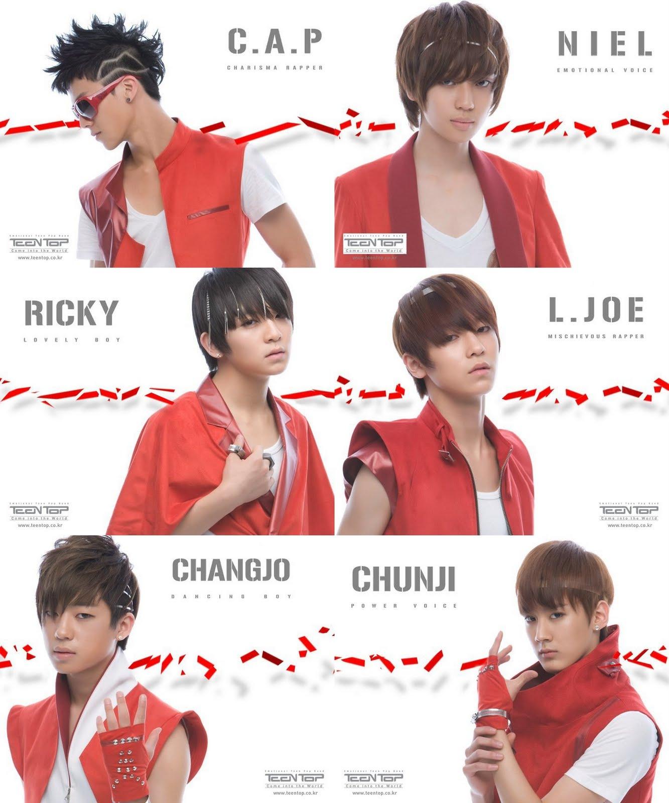 Are Members Of Teen 104