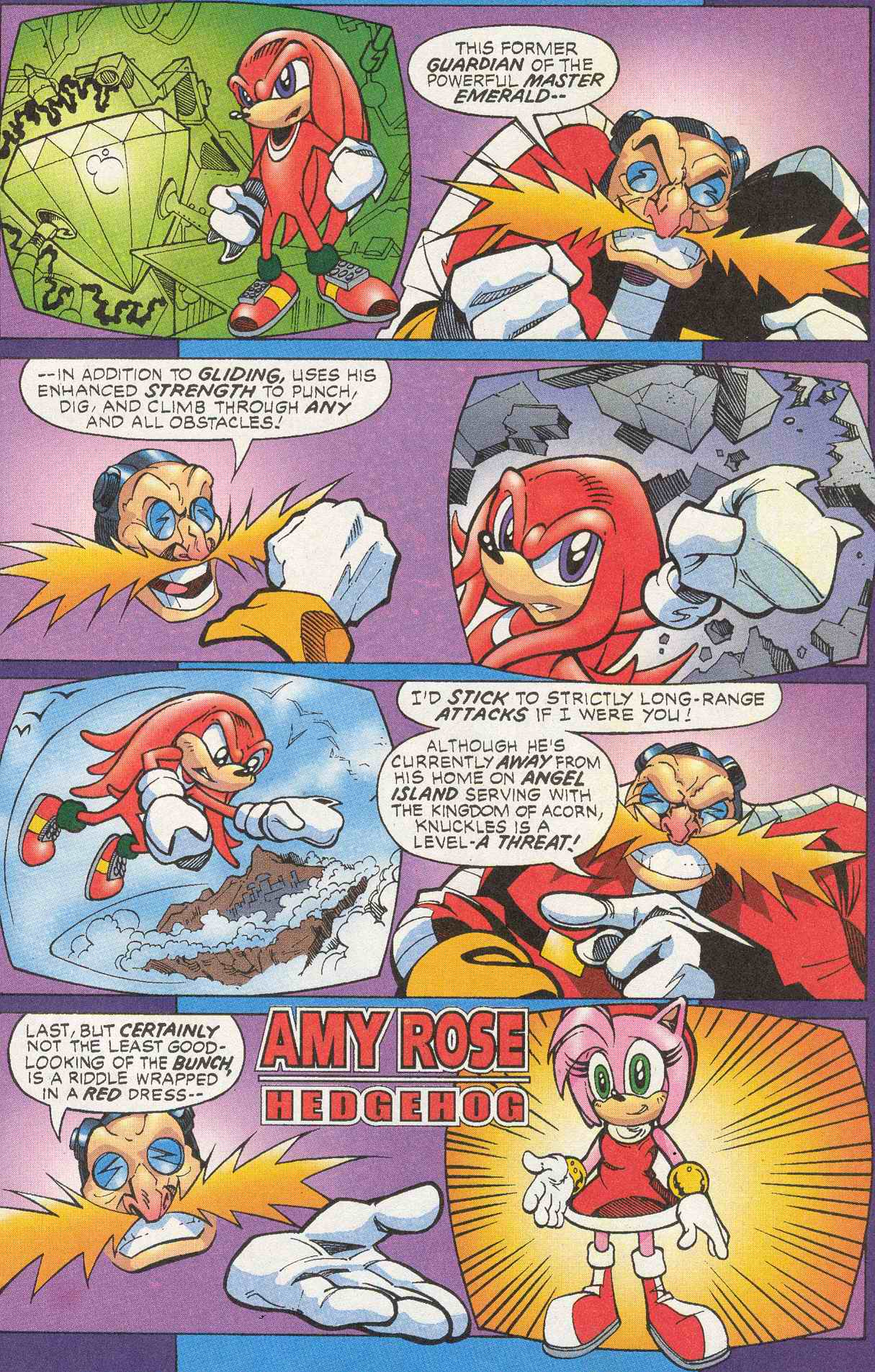 Read online Sonic The Hedgehog comic -  Issue #145 - 15