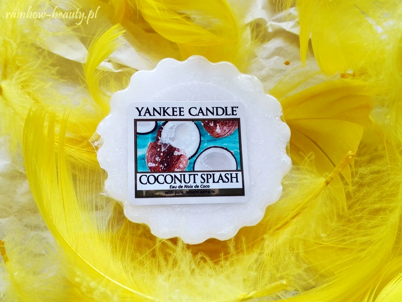 Coconut Splash - Yankee Candle