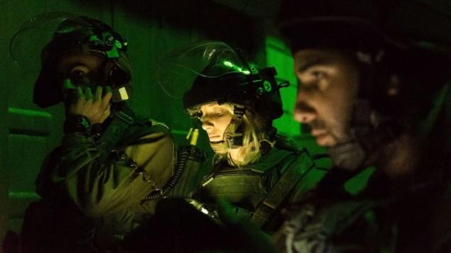 IDF Nocturne