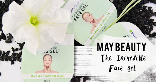 May Beauty- Incredicle Face Gel