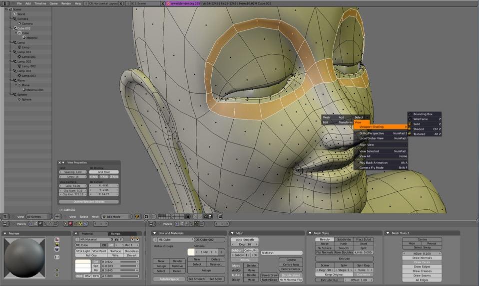 Scarica programmi gratis programma 3d gratis scarica for Programmi rendering 3d