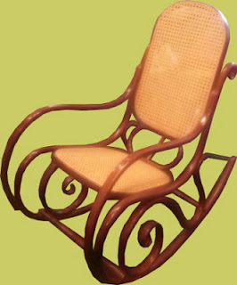Grandmau0027s Rocking Chair   May 7, 2017   Retirement Open House Fun
