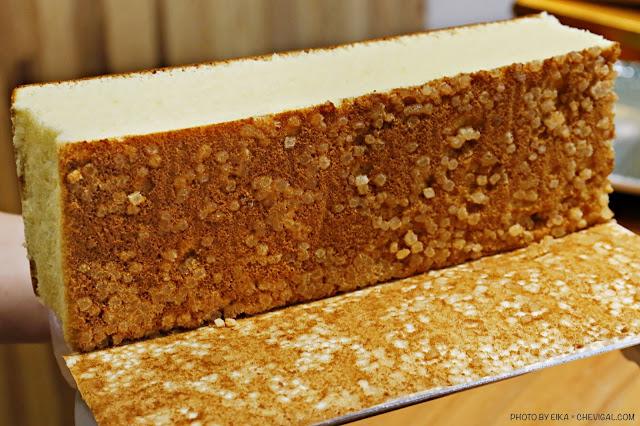 MG 4029 - 熱血採訪│根本超低調!隱身普通民宅的福久長崎蛋糕,清爽少糖冰過口感大不同!