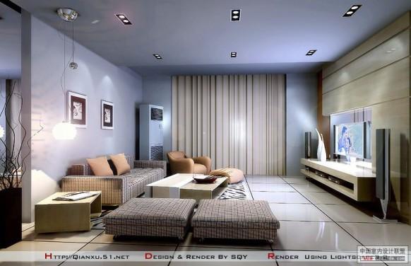 Gambar Desain Interior Minimalis Desain Ruang Tamu Design Rumah  Interior Rumah  Interior