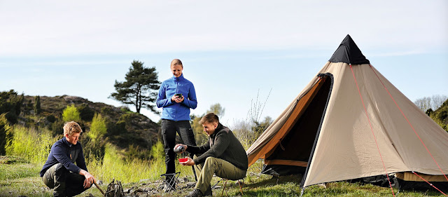 Complete Outdoors Big Tent Giveaway & Prizes Weekend - May 2016