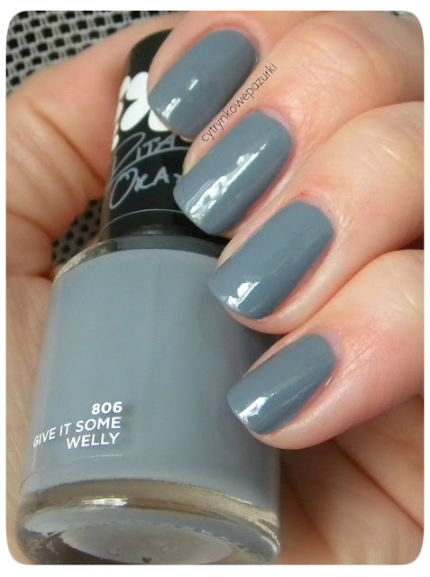 Rimmel By Rita Ora 806 Give it some welly