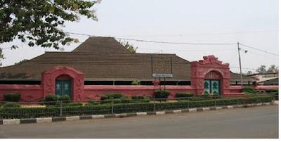 Masjid Agung Cirebon - pustakapengetahuan.com