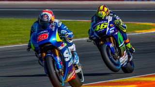 Rossi Finis Ketiga Race MotoGP Silverstone Inggris 2016