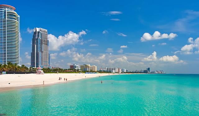 Como é o clima e o tempo de Miami no inverno