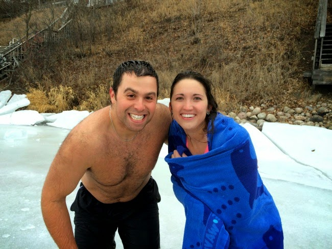 blogger men tell all link-up, men tell all, blog link-ups, tuesday link-ups, get your man on your blog, blogger men tell all, polar plunge, minnesota winter, minnesota polar plunge, polar plunge christmas 2014, #polarplunge