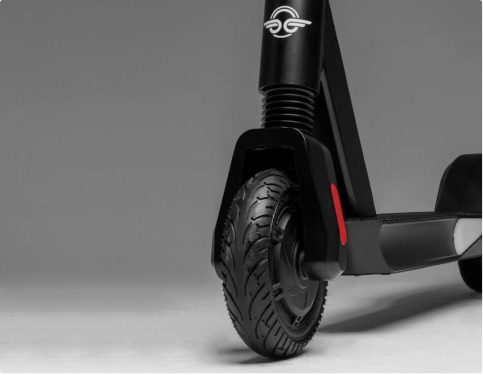 Tyres Design of Bird Zero Dockless Electric Scooter