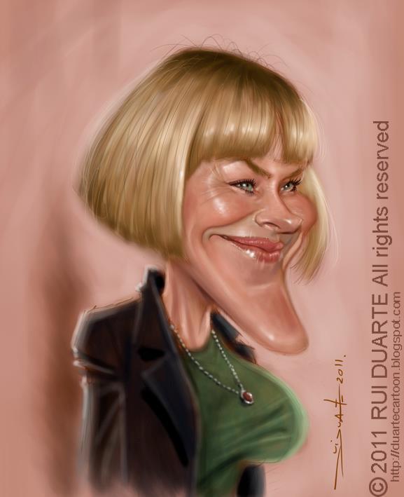 Patricia Arquette por Rui Duarte