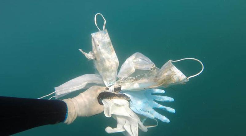 Poluição marinha