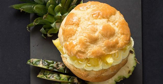 Boh Loh Baau – Bánh dứa