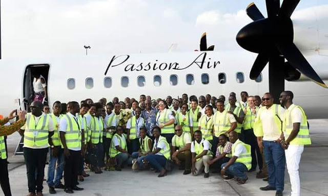 Eddy Annan's Passion Air Acquires 3 Aircraft