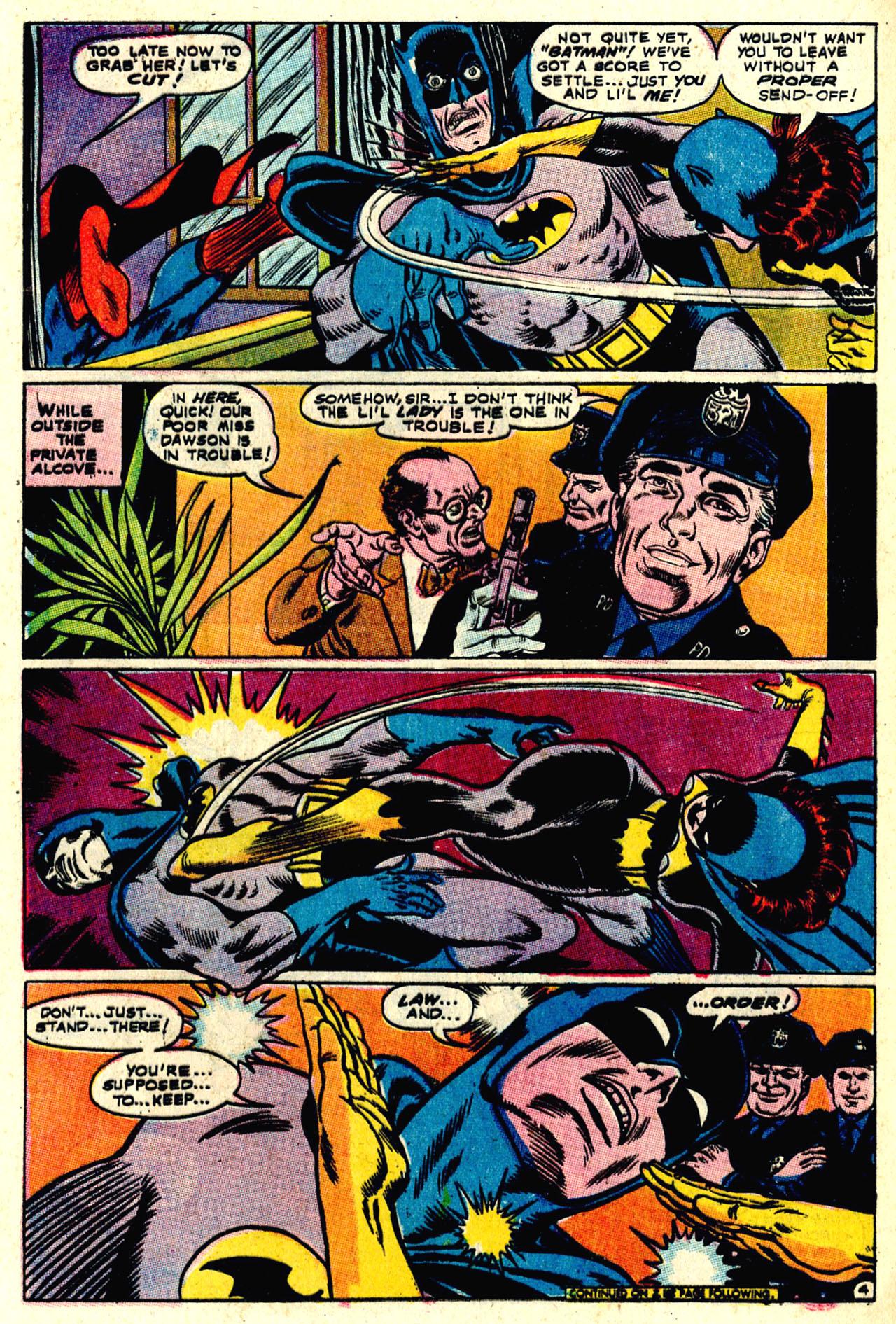 Detective Comics (1937) 389 Page 23