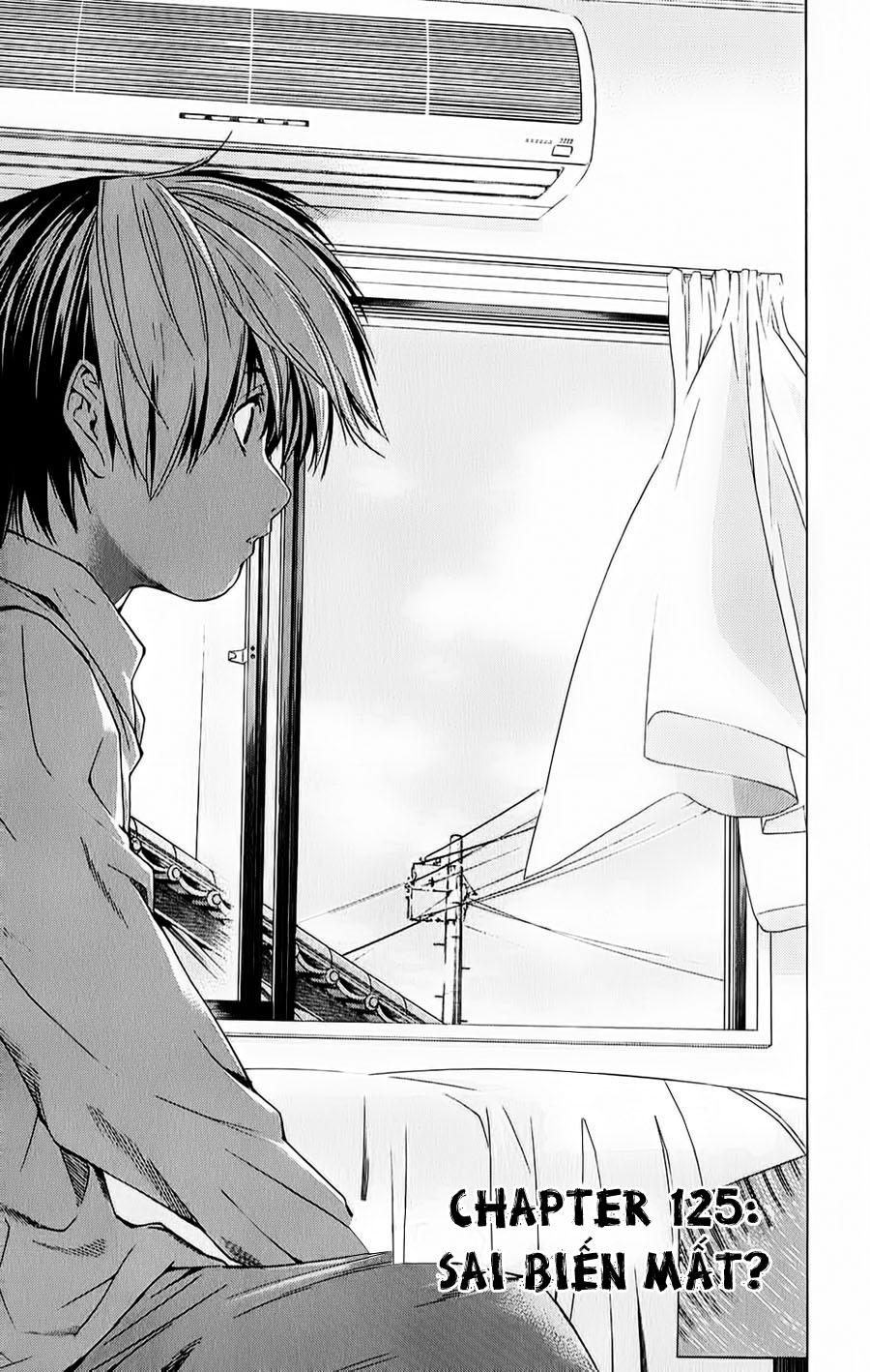 Hikaru No Go hikaru no go chap 125 trang 2