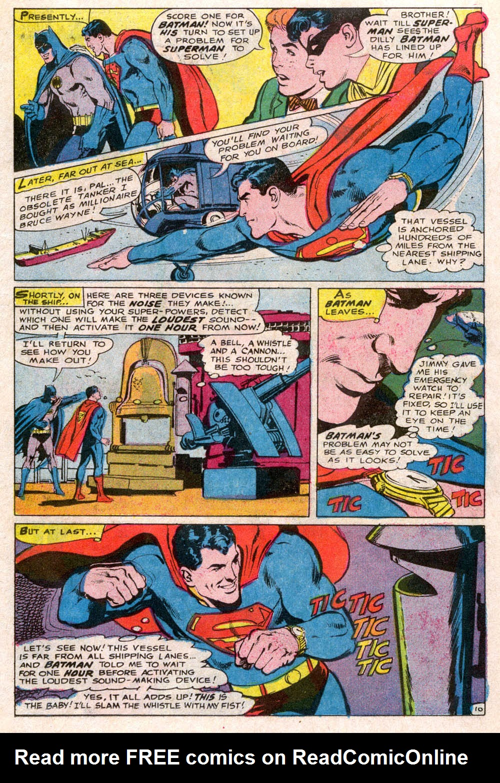 Read online World's Finest Comics comic -  Issue #175 - 15