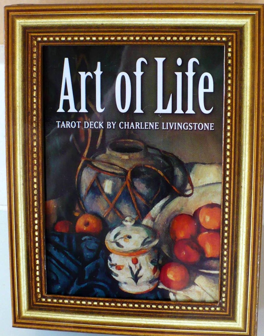 Tarot Notes: REVIEW: Art Of Life Tarot Deck
