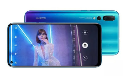 Huawei announces Nova 4 with hole-punch display and 48-megapixel camera