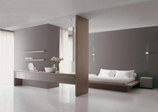 great bathroom designs 2017 - Grasscloth Wallpaper on Great Bathroom Ideas  id=62527