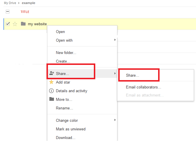 How To Host a Free Website On Google Drive